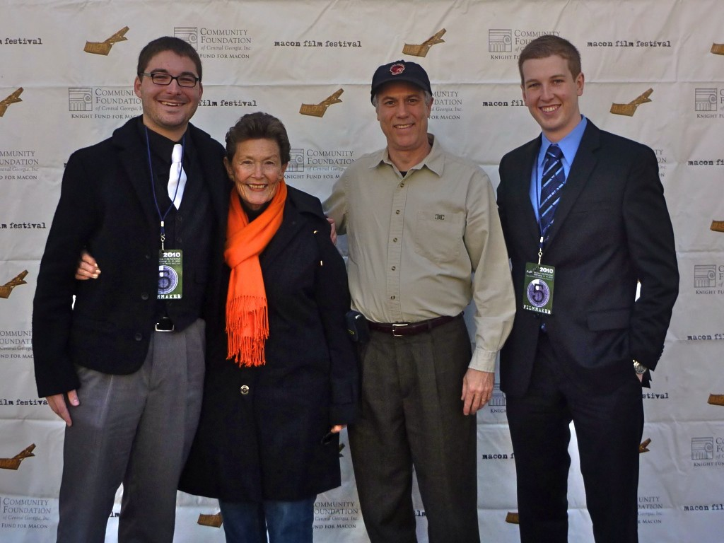 James Kicklighter Jonathan Pope Edith Ivey Barry Stoltze SAG-AFTRA Atlanta Macon Film Festival