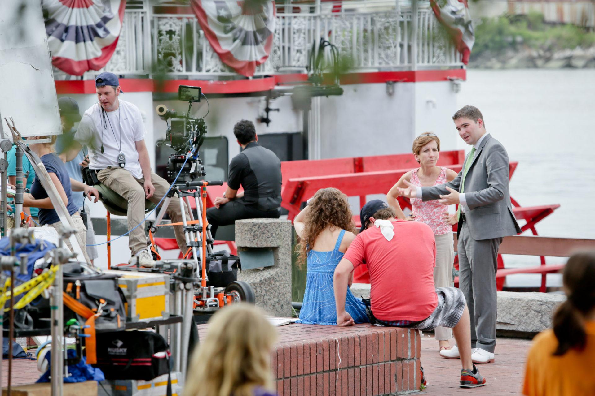 Desires of the Heart 2013 Savannah James Kicklighter On Set 7